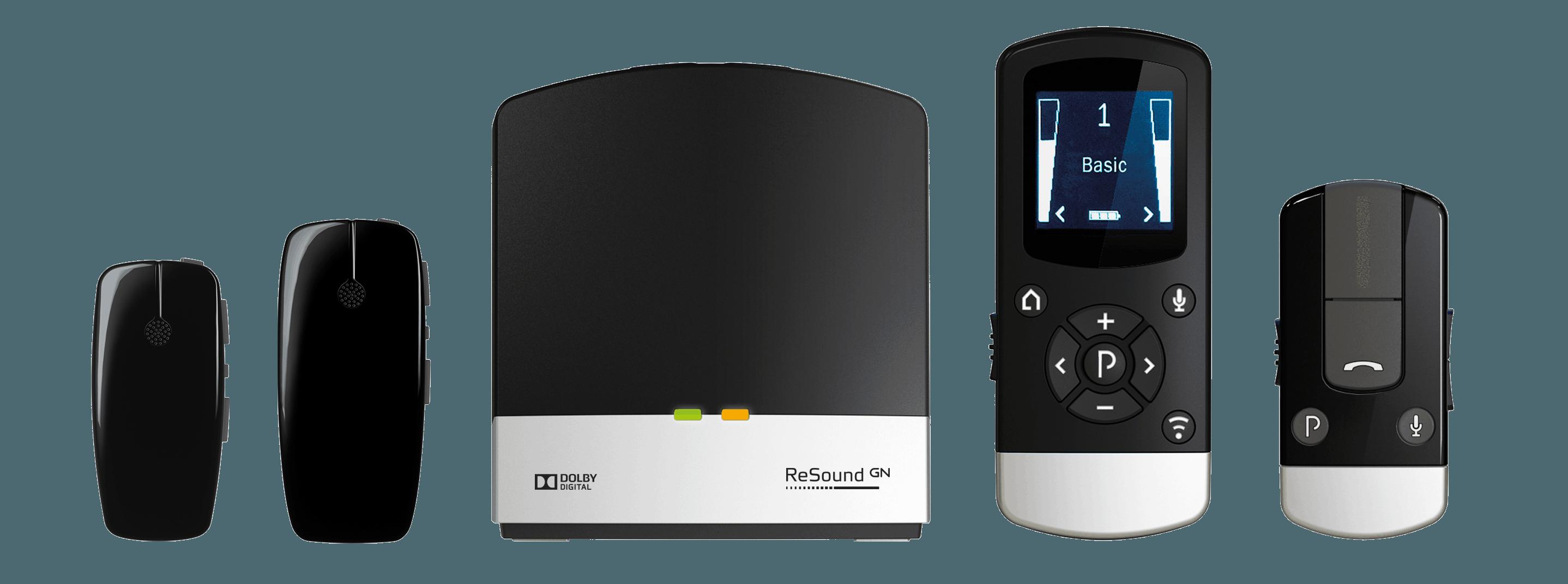 ReSound-wireless-accessories-lineup